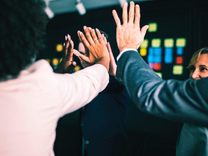 5 Passos para Motivar a sua Equipa de Trabalho